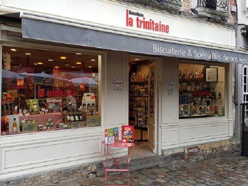 Vitrine La Trinitaine_Honfleur
