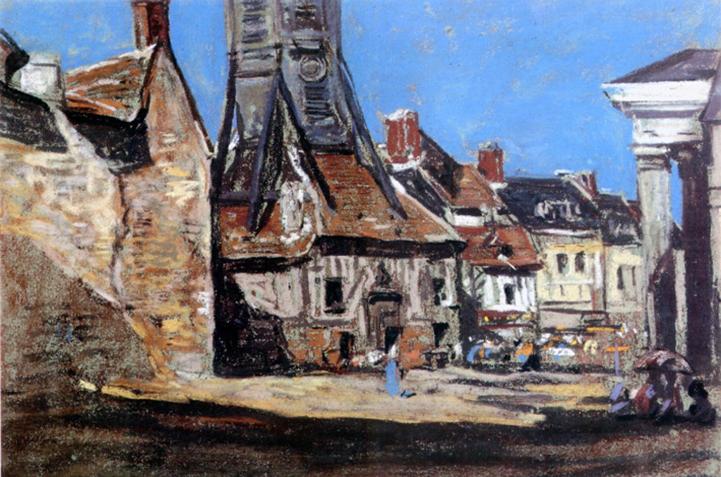 Image result for Eugène Boudin museum. honfleur