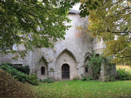 Abbaye de Grestain