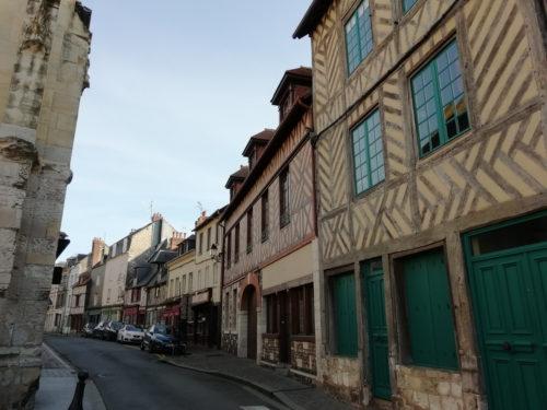 Quartier Saint Léonard