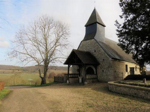 Eglise de Saint Sulpice de Grimbouville