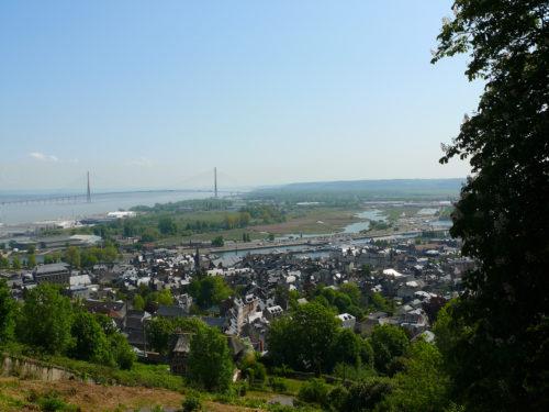 Panorama Honfleur