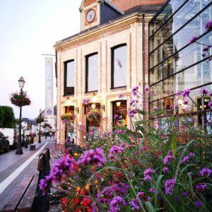Le Bureau d'Accueil Centre historique de Honfleur