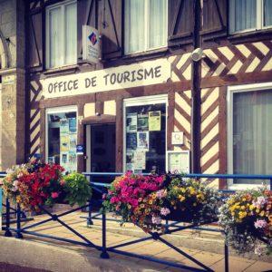 Le Bureau d'Accueil de Beuzeville