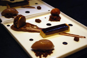 tarte chococlat