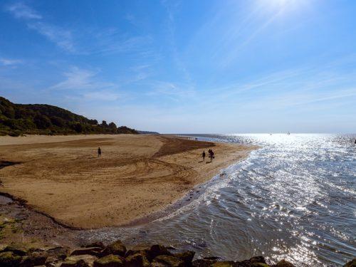 La plage - crédits : loic Pilon